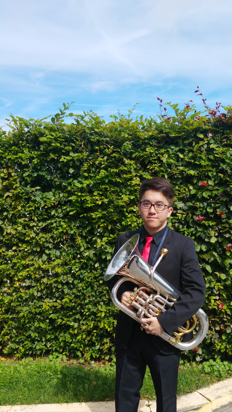 Louis Leung, Trombone