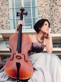 詹慧雯, 大提琴