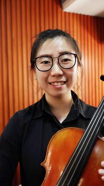 Amanda Chan, Violin