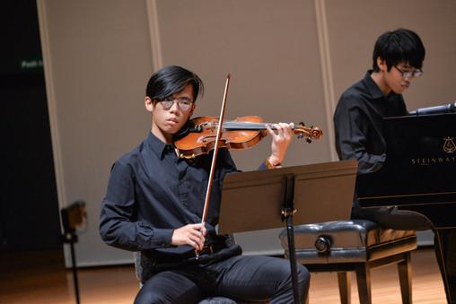 Patrick Kwong, Viola