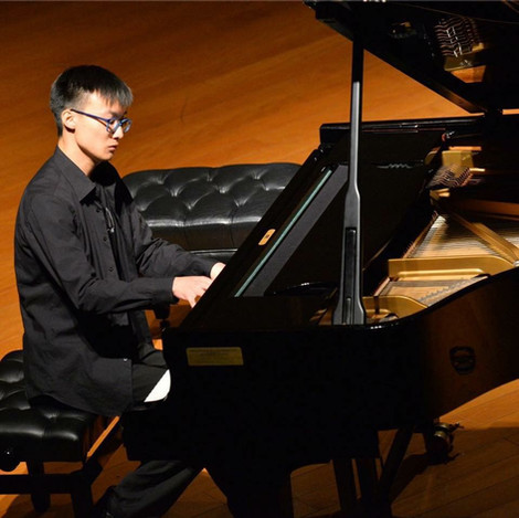 Timothy Wong, Piano