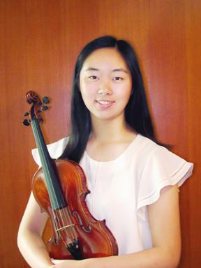 Priscilla Ng, Violin
