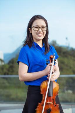 Elby Kwok, Violin