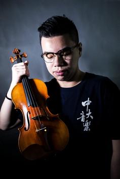 Samuel Kwok, Violin
