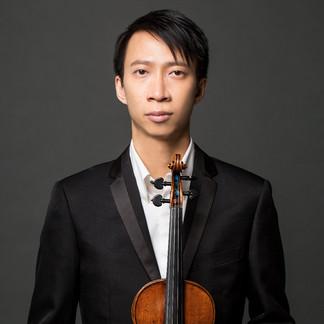 NGAN Ka Chun Gary, Violin