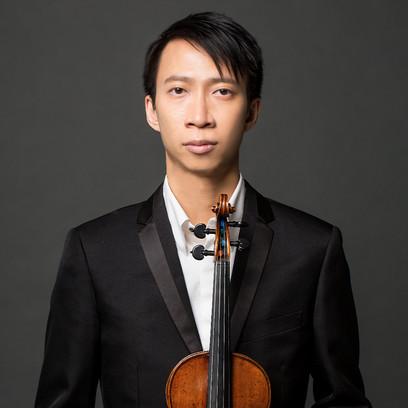 顏嘉俊, 小提琴