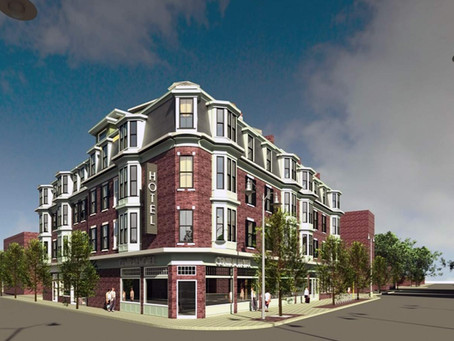 $39 MM Construction Loan, Boutique Hotel, Cambridge, MA