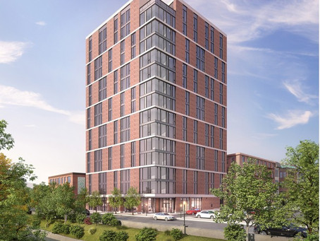 $5.3 MM Third Mortgage Bridge Loan Luxury Student Housing, Edge at College Hill, Providence, RI