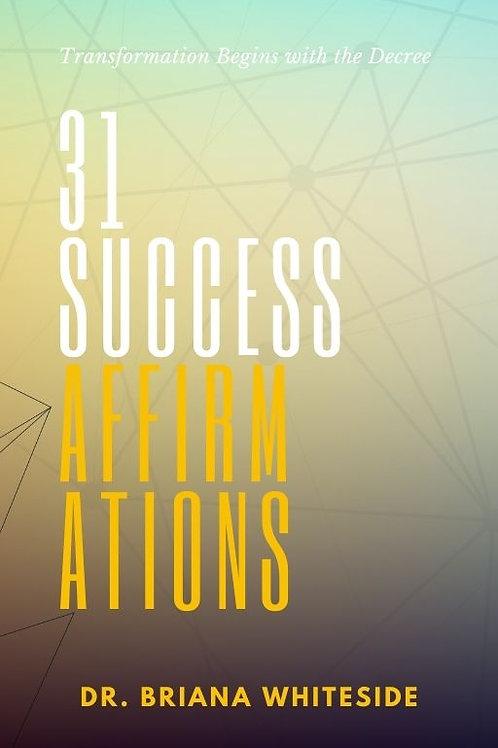 31 Success Affirmations