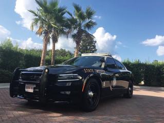 FHP trooper in marked patrol car hits, kills pedestrian