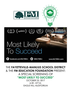 Most Likely to Succeed Movie Poster