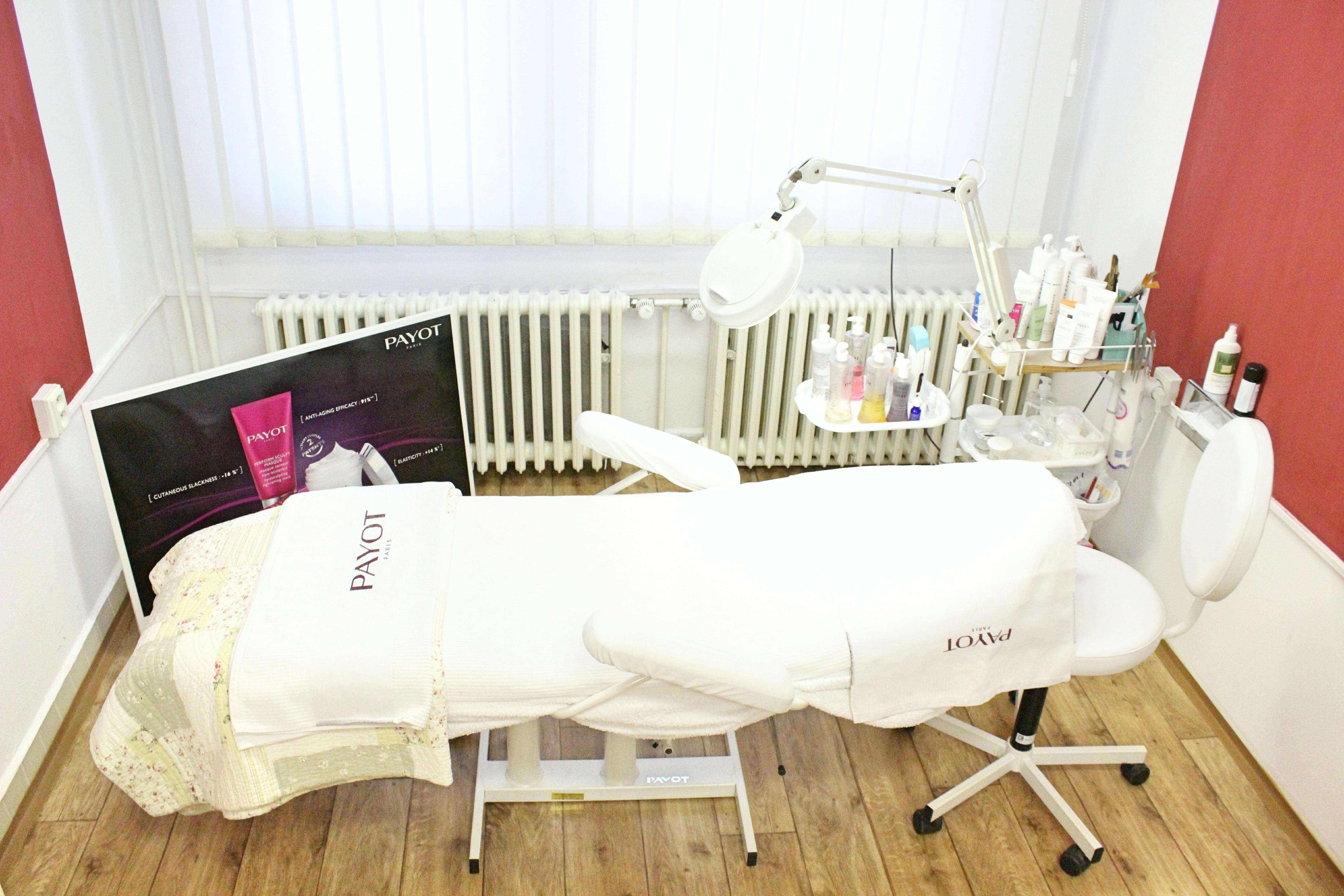 Ergonomické masážní lehátko