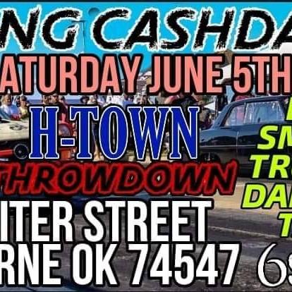 H-Town Throw Down: Spring Cash Days
