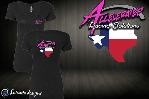 Woman's Accelerated Racing Solutions V Neck