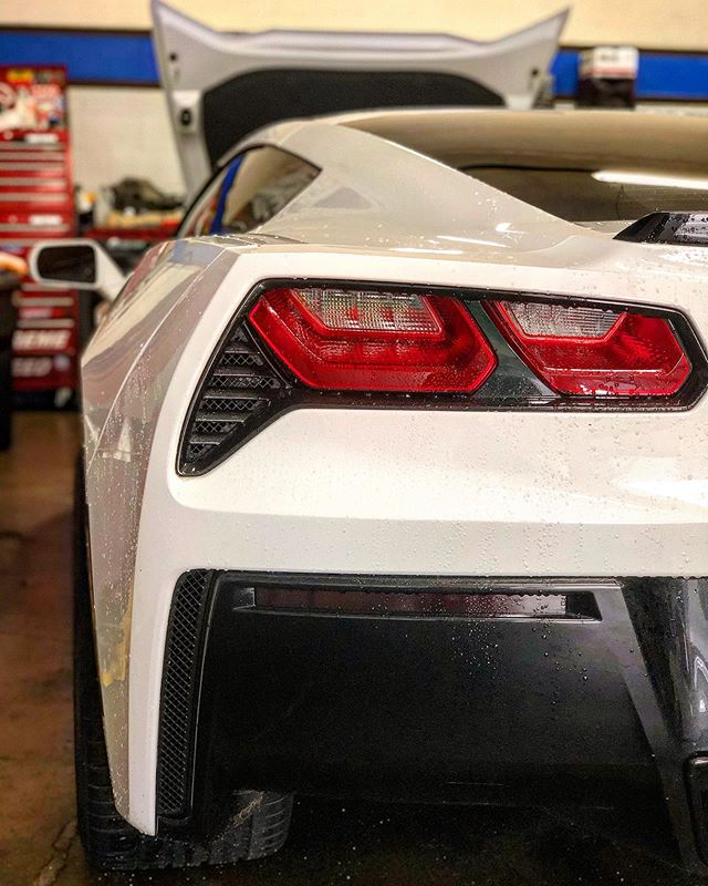 C7 Stingray adding _dsx.tuning flex fuel