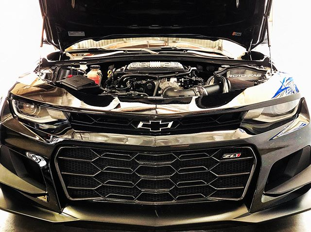 ZL1 1LE is getting some _speedengineerin