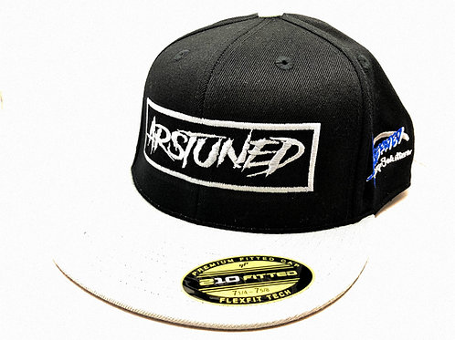 ARSTuned Patch Hat Fitted with Grey