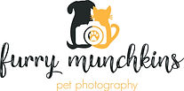 furry munchkins photography logo