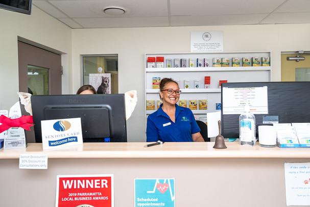 Parramatta-Veterinary-Hospital-Reception