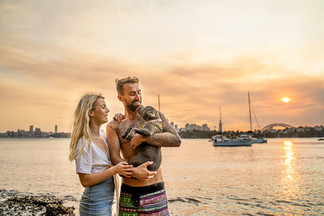Beach-Dog-Portrait-Session-in-Mosman-Sydney