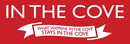 In the cove logo with Furry Munchkins Pet Photography