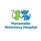 The logo of Parramatta Veterinary Hospital