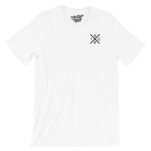 """Black """"HIGH"""" T-Shirt"""