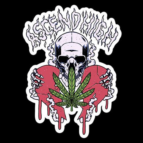 Skull Ripper stickers