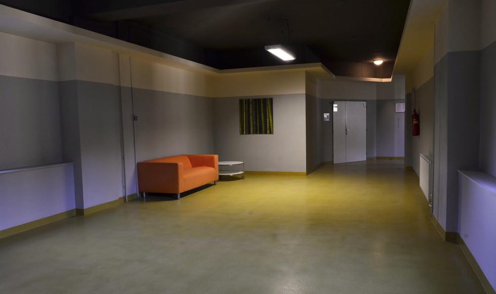 IRIA interiér