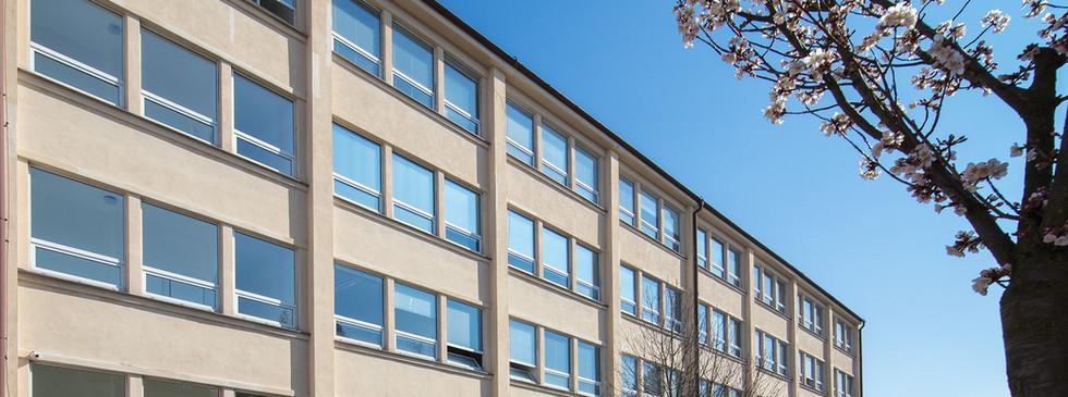 budova 10A  z. křídlo