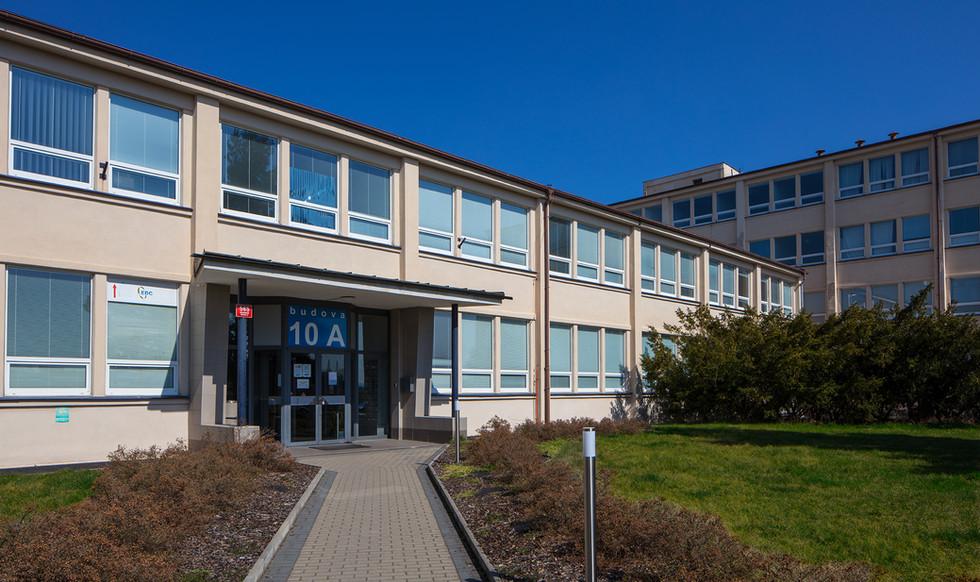 budova 10A hl. vchod