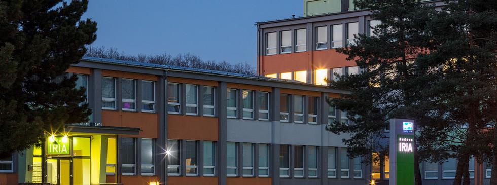 budova IRIA