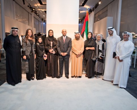 UAE Ambassador & Artists 2010