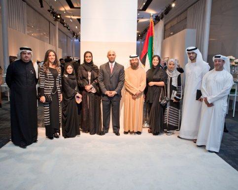 UAE Ambassador & Artists 2010