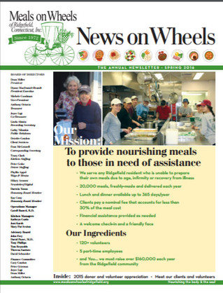 Our Annual Newsletter - Spring 2016