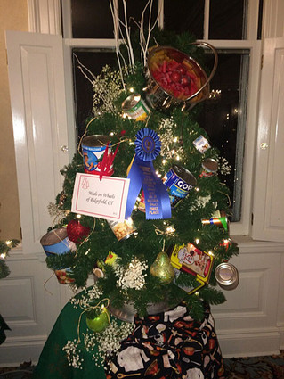 MOW Wins Festival of Trees Competition