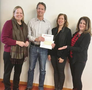 Meals on Wheels receives Thrift Shop grant