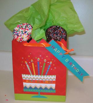 Happy Birthday from The Cake Box!