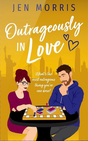Outrageously in Love by Jen Morris