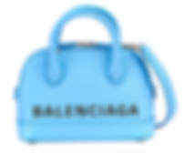 Balenciaga Ville Mini Leather Bag