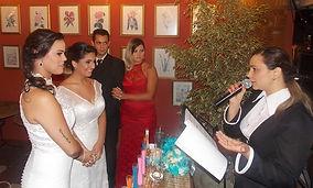 Casamento com efeito civil, Celebrante de casamento, cerimonialista, casamento celta