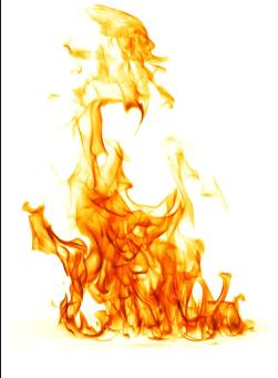 Fire Spells burn away stubborn negativity and sometimes it is needed