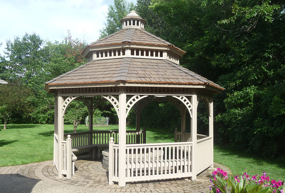 16ft Traditional Gazebo