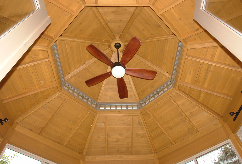 16ft Three-Season Standard Ceiling