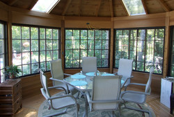 Three-Season Interior
