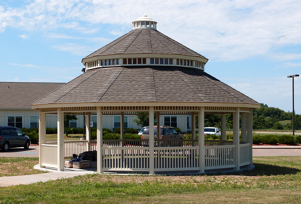 29ft Traditional Pavilion