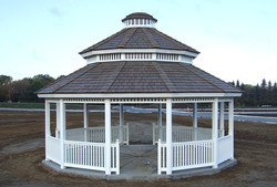 23ft Traditional Pavilion