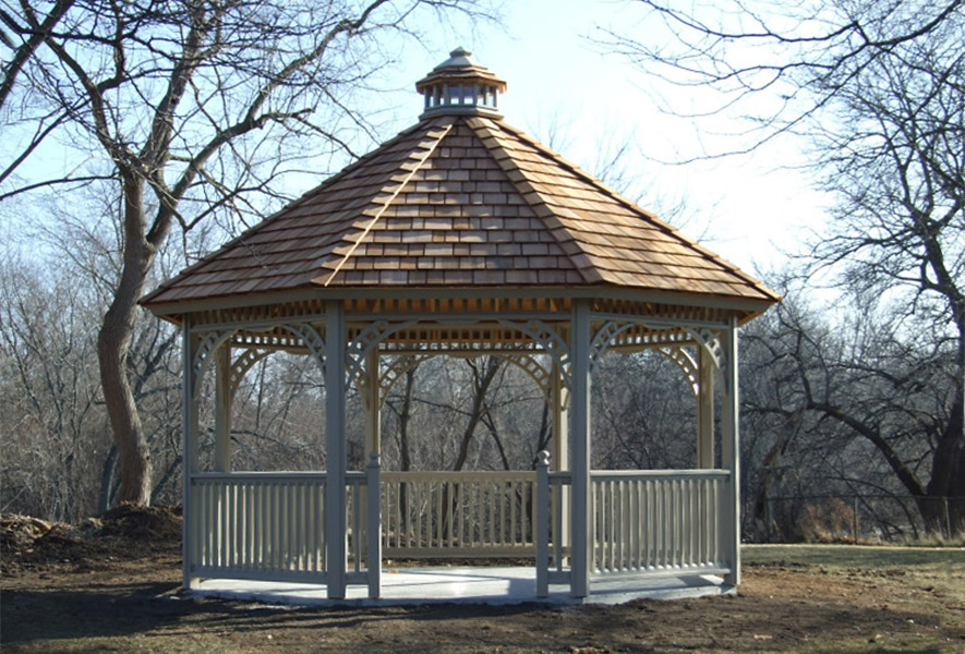 Traditional Gazebo