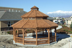 Traditional Pavilion