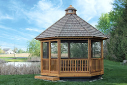 14ft Traditional Gazebo